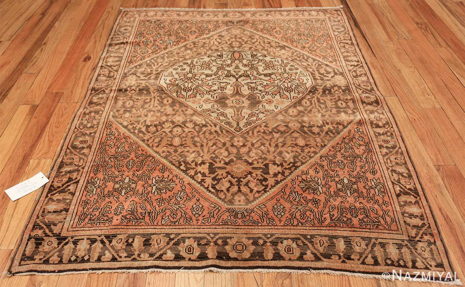 geometric antique malayer persian rug 49640 whole Nazmiyal