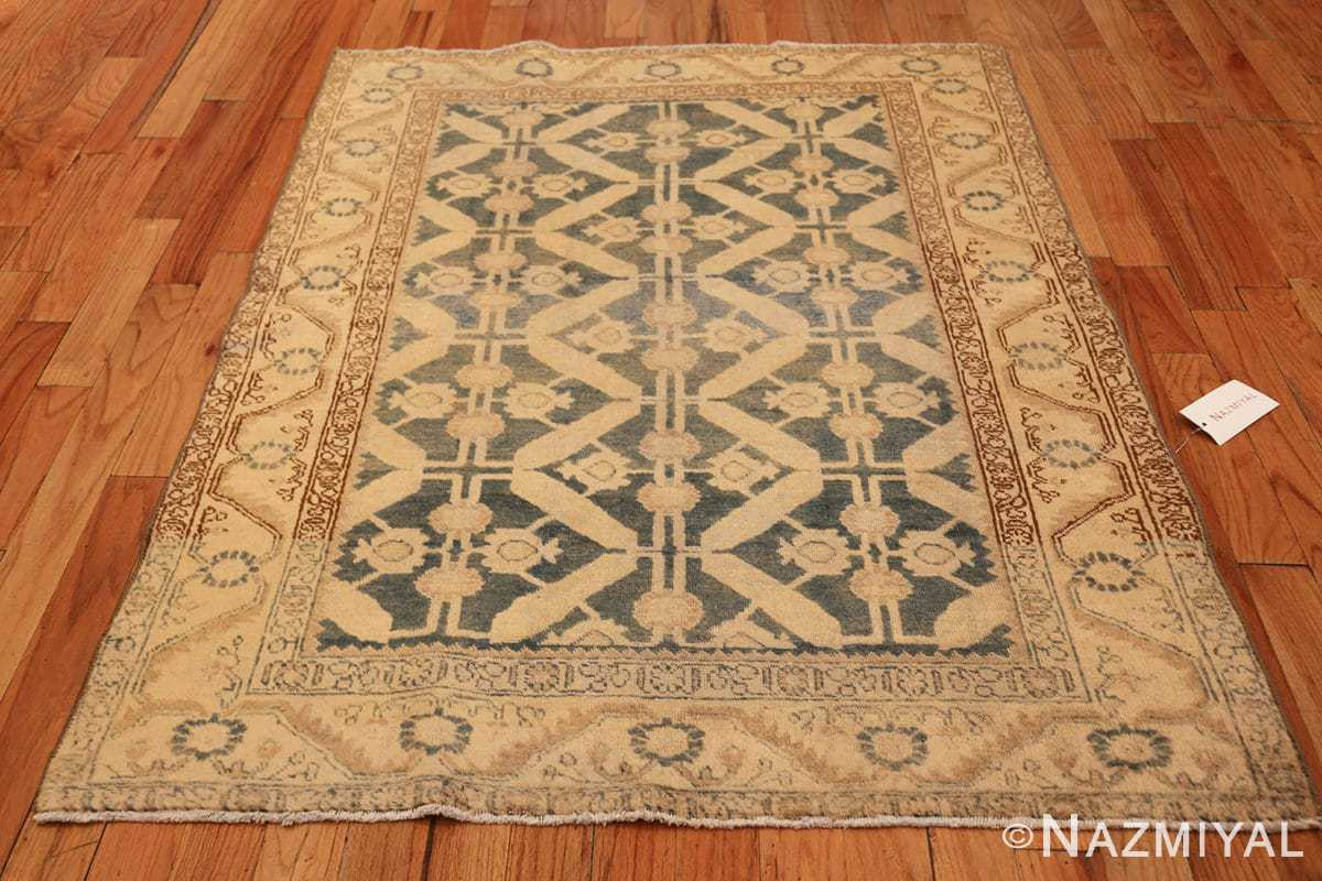 geometric antique tabriz persian rug 49647 whole Nazmiyal