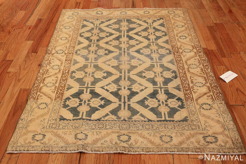 geometric antique tabriz persian rug 49647 whole Nazmiyal