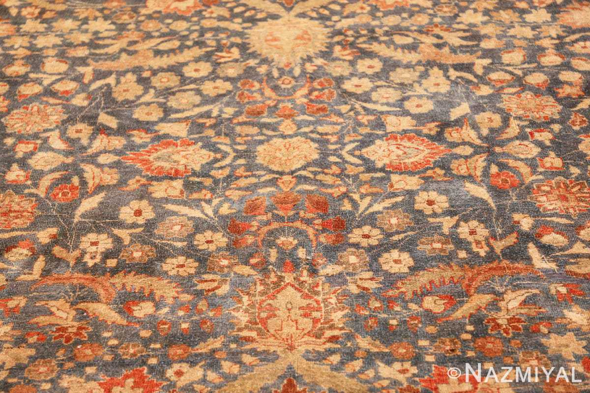 gray background antique khorassan persian rug 49634 middle Nazmiyal