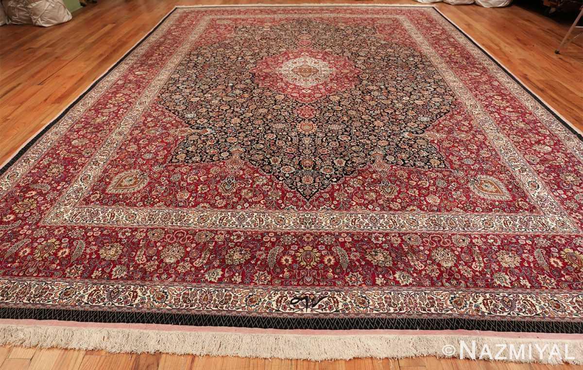 silk and wool vintage khorassan persian rug 60017 whole Nazmiyal