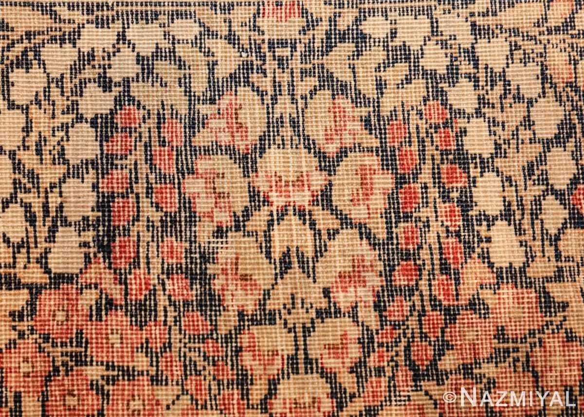 small size antique kerman persian rug 49604 knots Nazmiyal