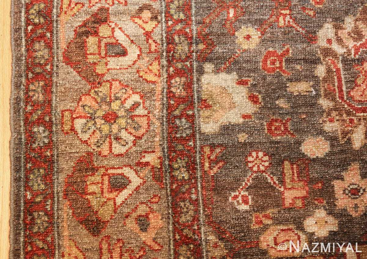 small size antique malayer persian rug 49628 border Nazmiyal