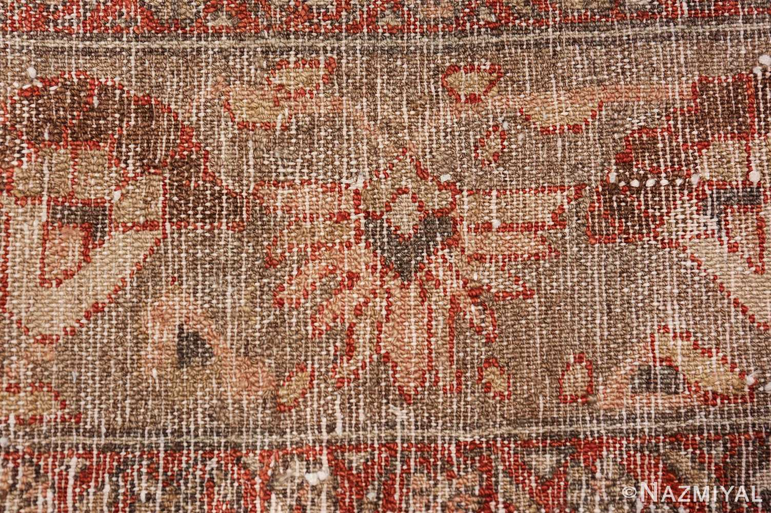 small size antique malayer persian rug 49628 knots Nazmiyal