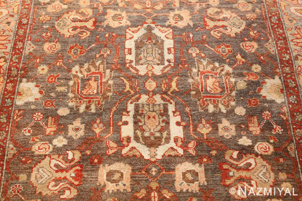 small size antique malayer persian rug 49628 middle Nazmiyal
