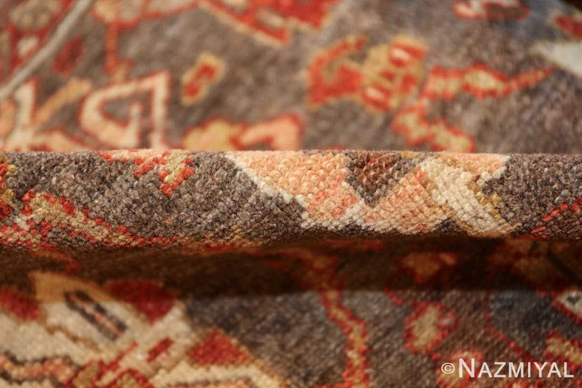 small size antique malayer persian rug 49628 pile Nazmiyal