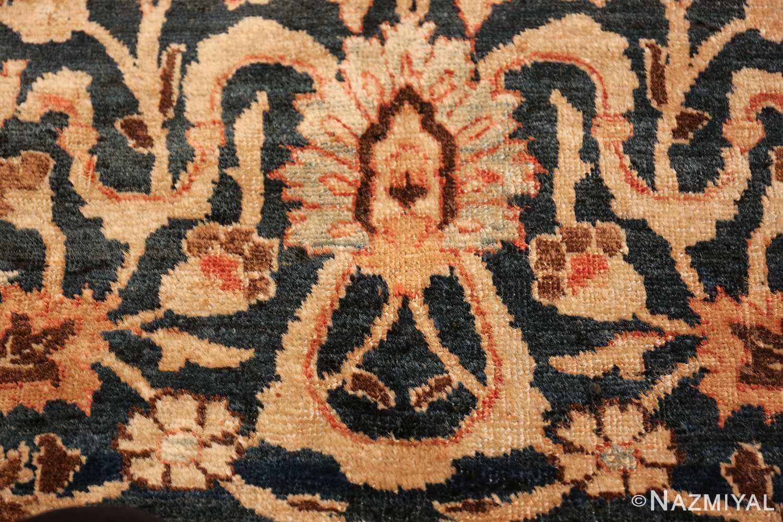 small size antique tabriz persian rug 49646 design Nazmiyal