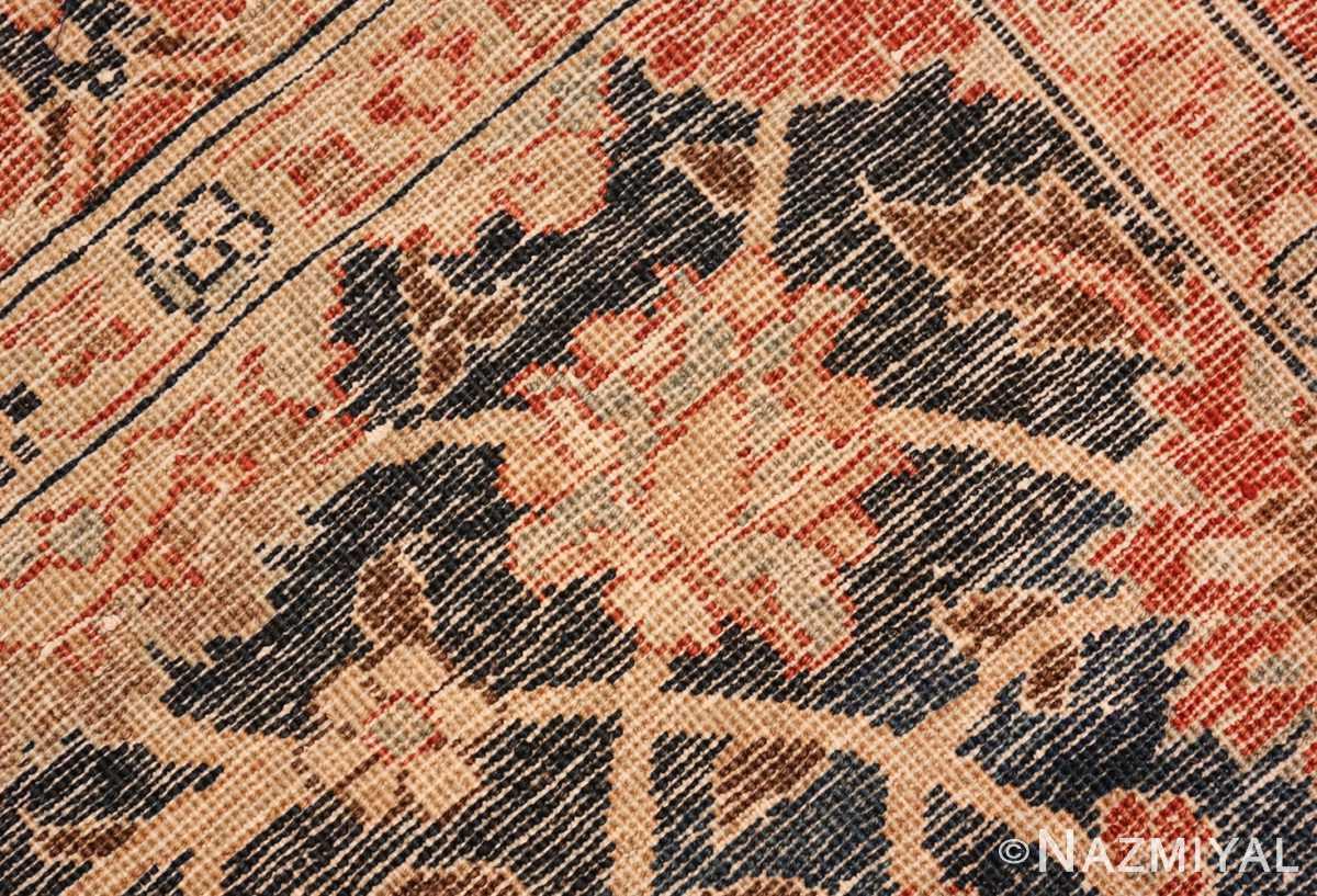 small size antique tabriz persian rug 49646 knots Nazmiyal