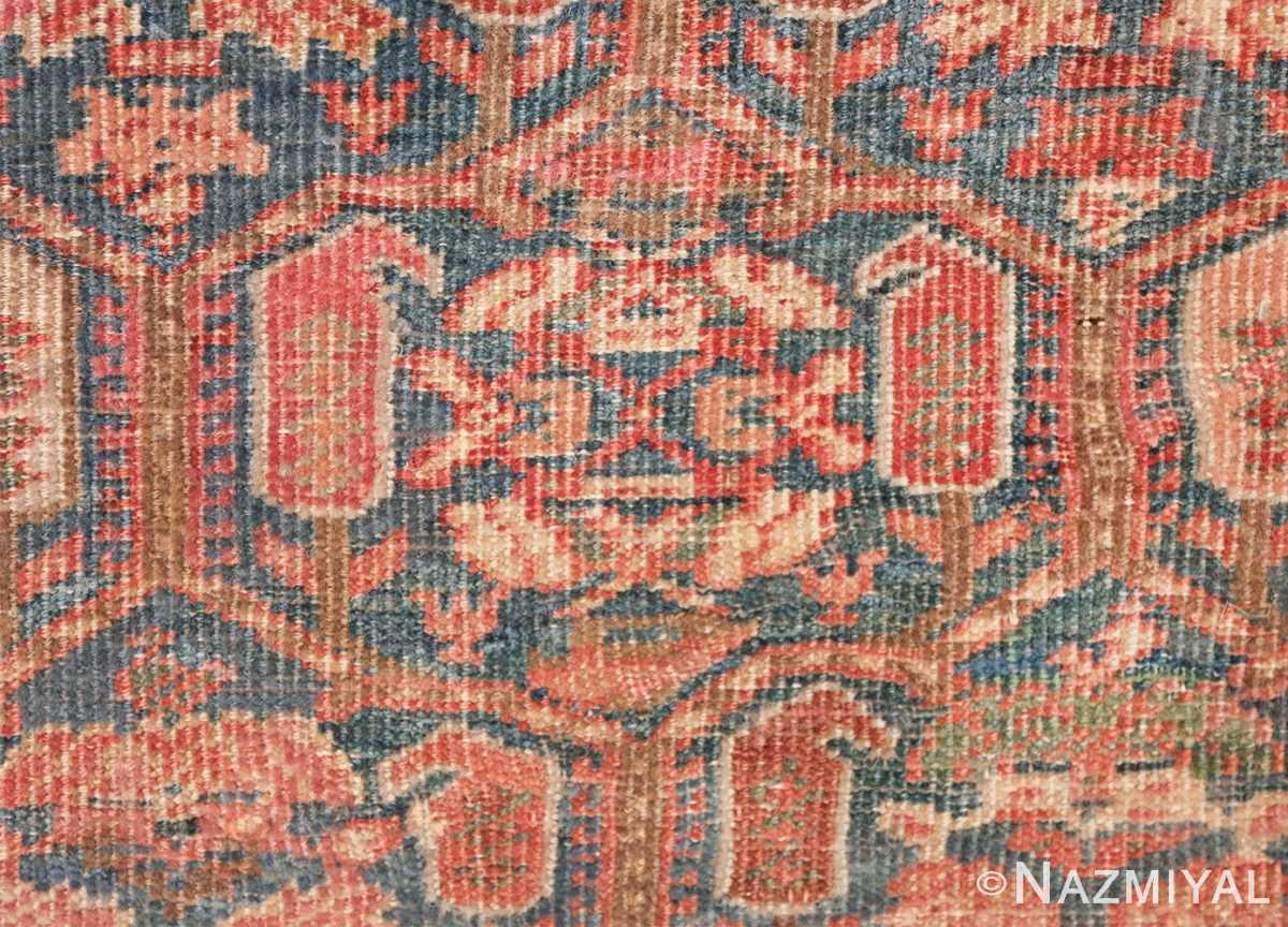 square antique bakshaish persian rug 49656 one Nazmiyal