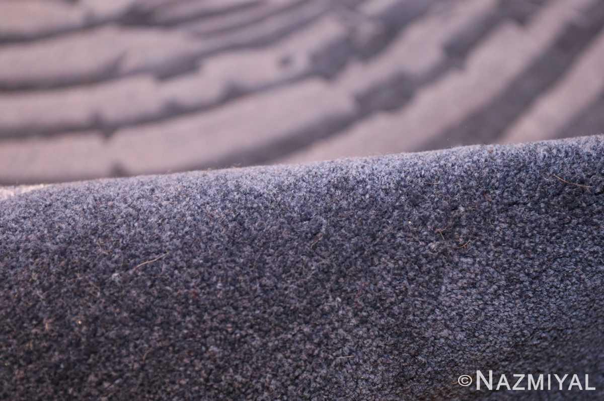vintage maurtis eschter designed scandinavian fish rug 49663 pile Nazmiyal