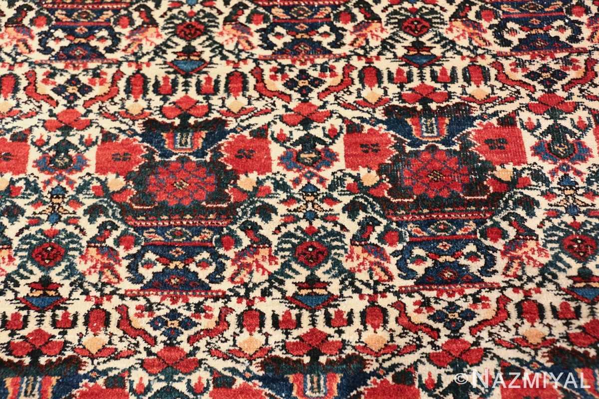 vintage small size farahan persian rug 49645 double Nazmiyal
