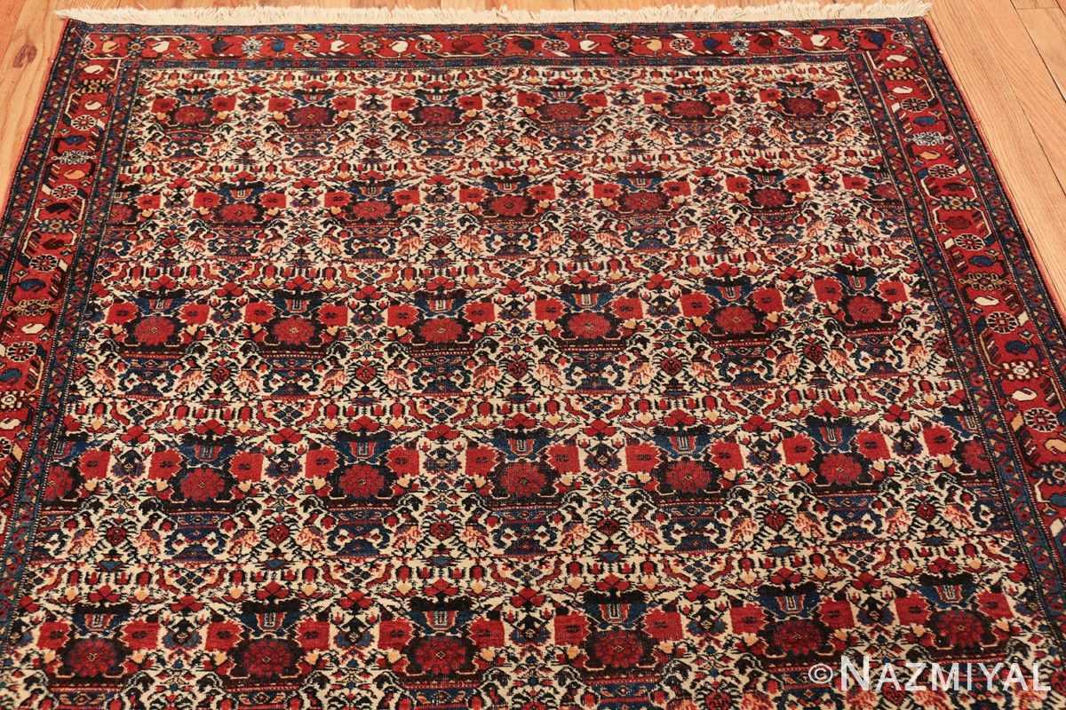 vintage small size farahan persian rug 49645 top Nazmiyal