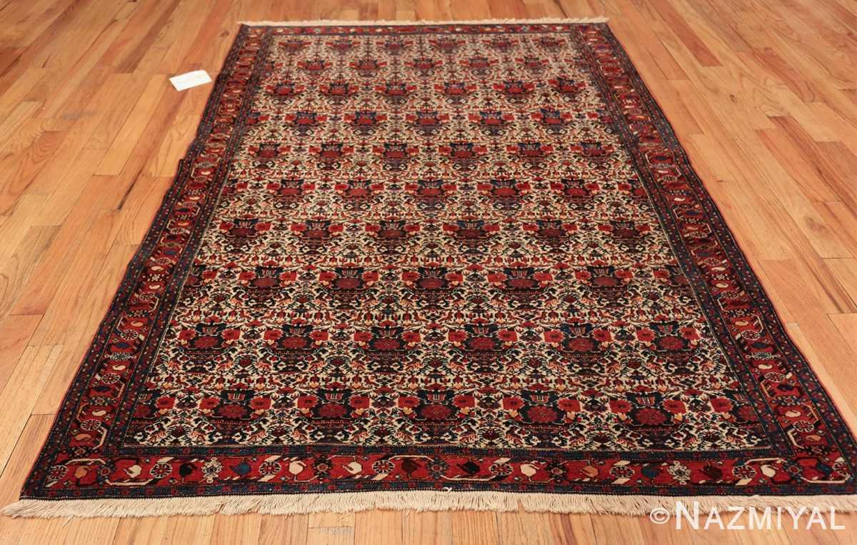 vintage small size farahan persian rug 49645 whole Nazmiyal