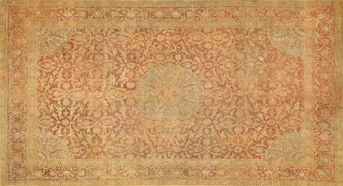 Antique 16th Century Cairene Rug by Nazmiyal
