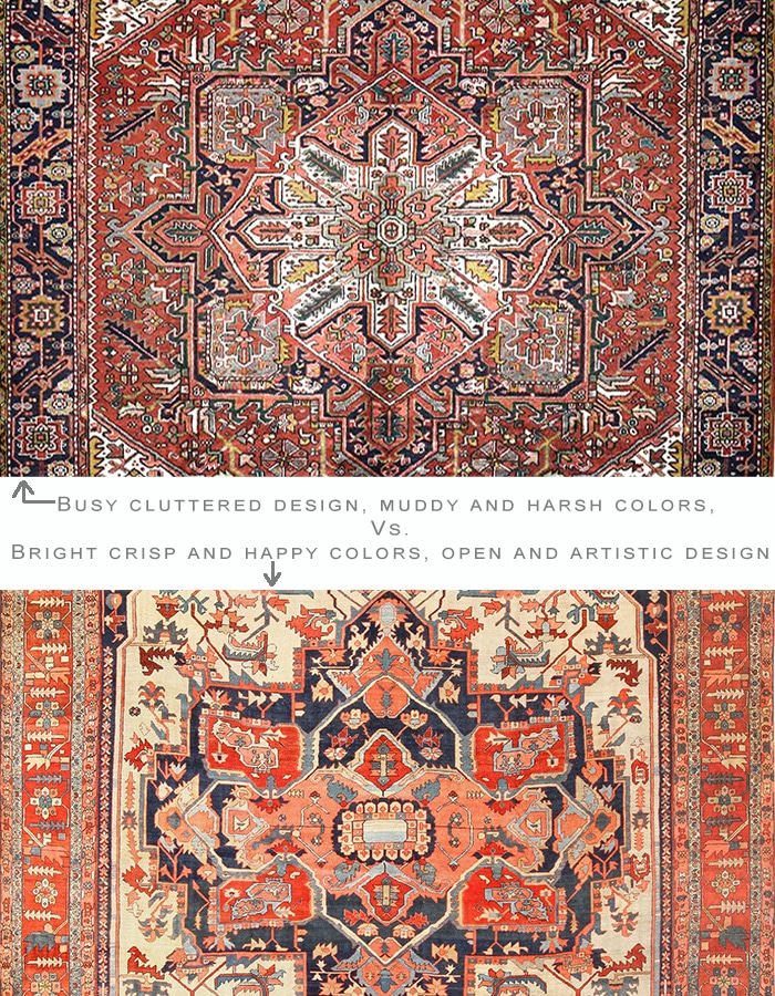 Semi Antique Rugs vs Antique Rugs by Nazmiyal