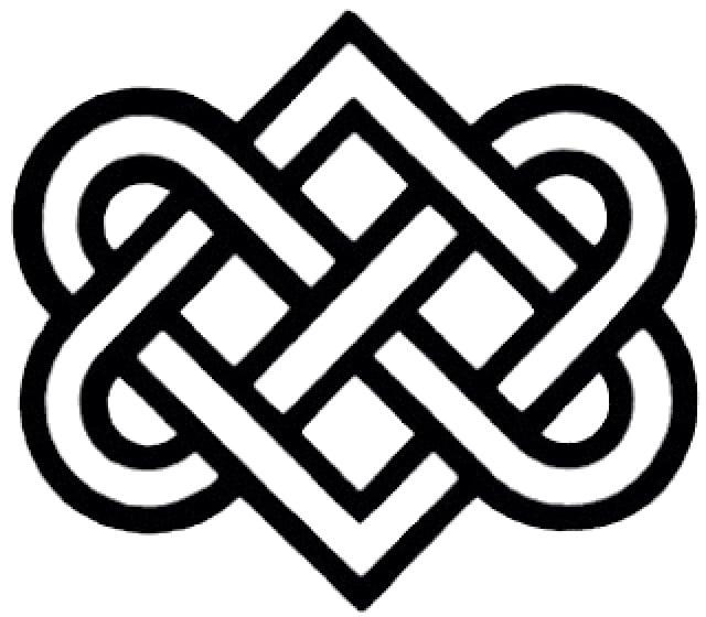 Celtic knot Design by nazmiyal Rugs