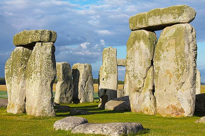 Stonehenge by Nazmiyal