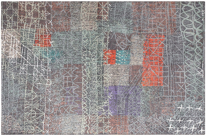 modern art rug by artist Paul Klee #48495 nazmiyal