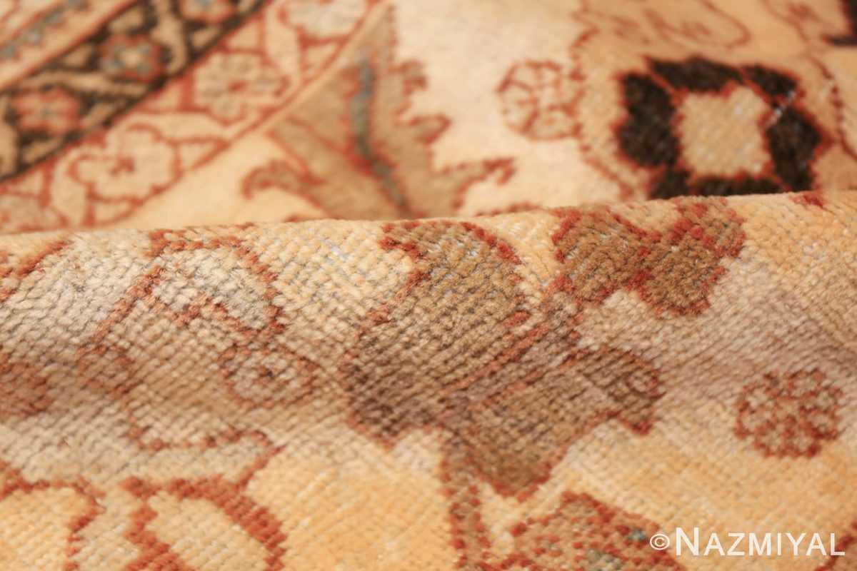 antique decorative oversized persian sultanabad rug 49675 pile Nazmiyal