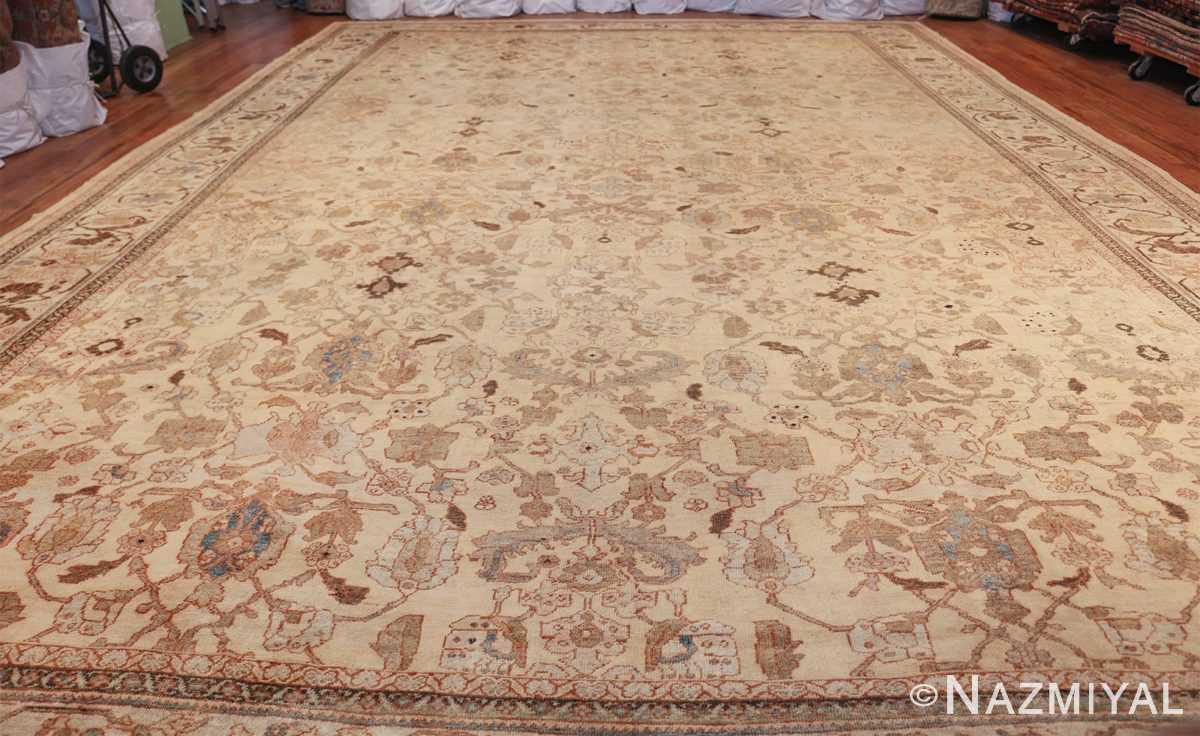 antique decorative oversized persian sultanabad rug 49675 whole Nazmiyal