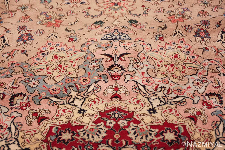 fine large vintage tabriz persian rug 60011 colors Nazmiyal