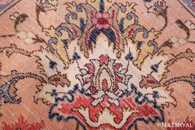 fine large vintage tabriz persian rug 60011 knots Nazmiyal
