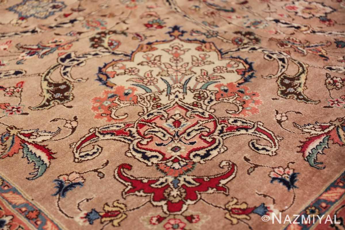 fine large vintage tabriz persian rug 60011 pattern Nazmiyal