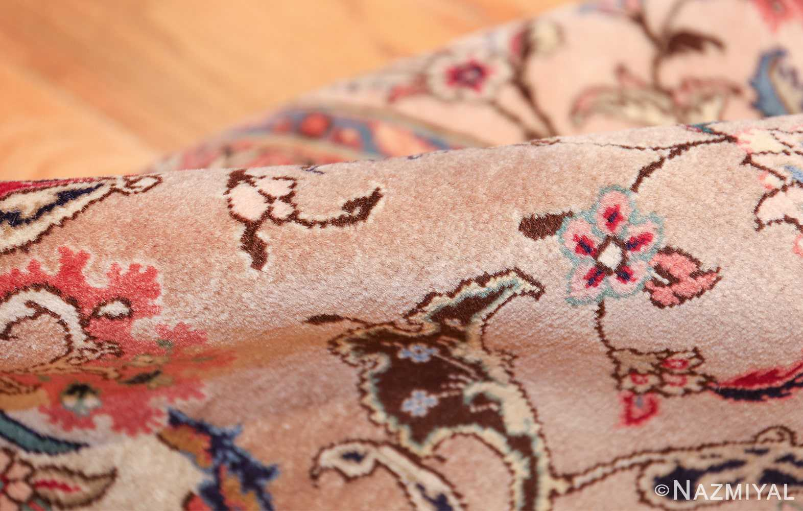 fine large vintage tabriz persian rug 60011 pile Nazmiyal
