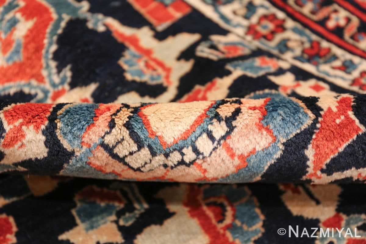 large antique sultanabad persian rug 49678 pile Nazmiyal