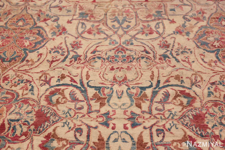 large square antique persian kerman rug 49676 more Nazmiyal