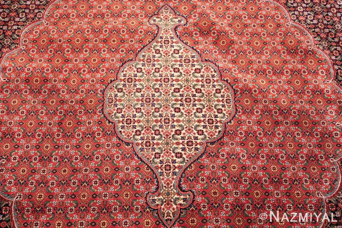 large vintage tabriz persian rug 60028 center Nazmiyal