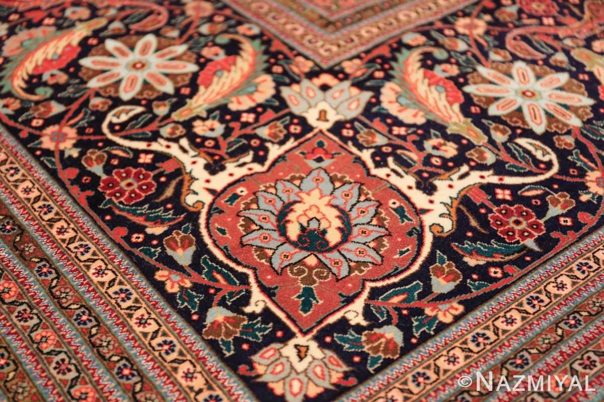 large vintage tabriz persian rug 60028 design Nazmiyal