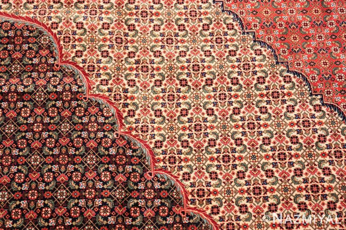 large vintage tabriz persian rug 60028 layers Nazmiyal