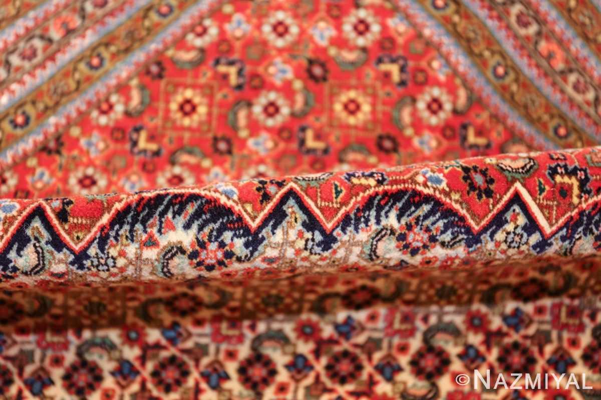 large vintage tabriz persian rug 60028 pile Nazmiyal