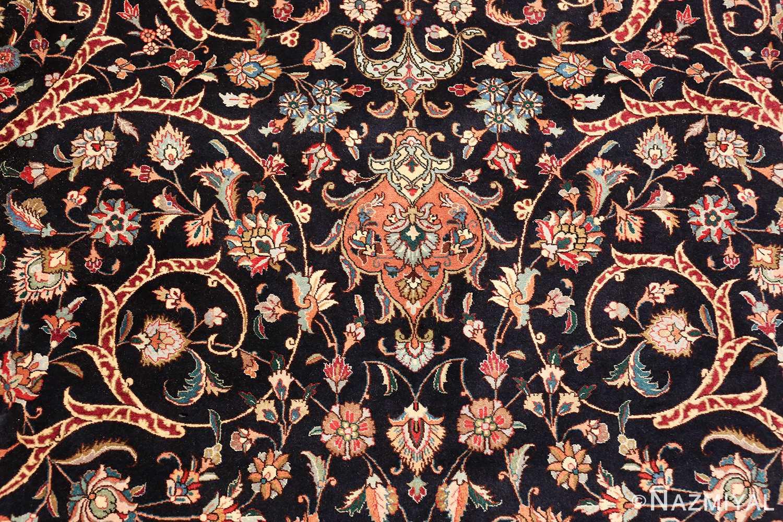 large vintage tabriz persian rug 60040 scrolls Nazmiyal