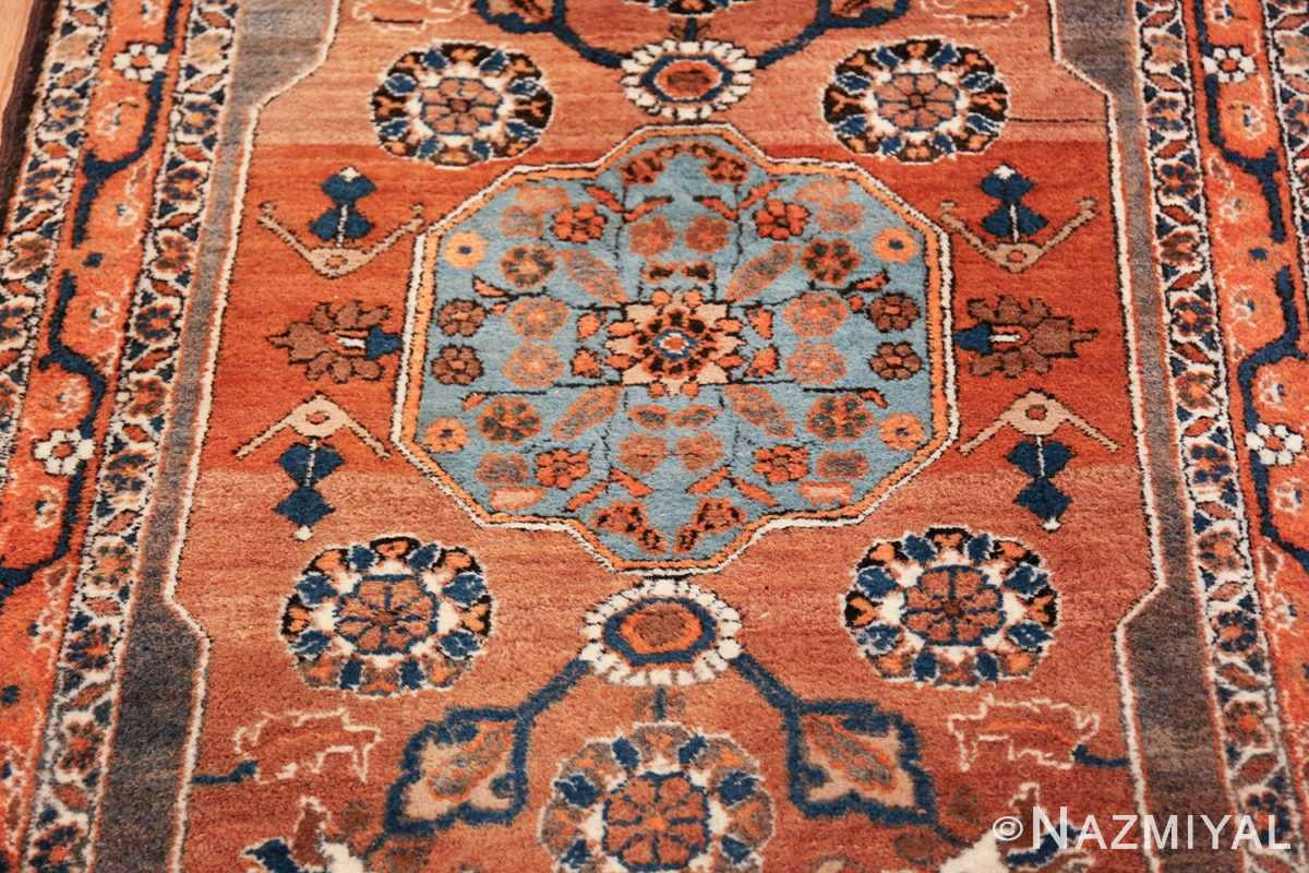 long and narrow antique persian tabriz runner rug 49687 center Nazmiyal