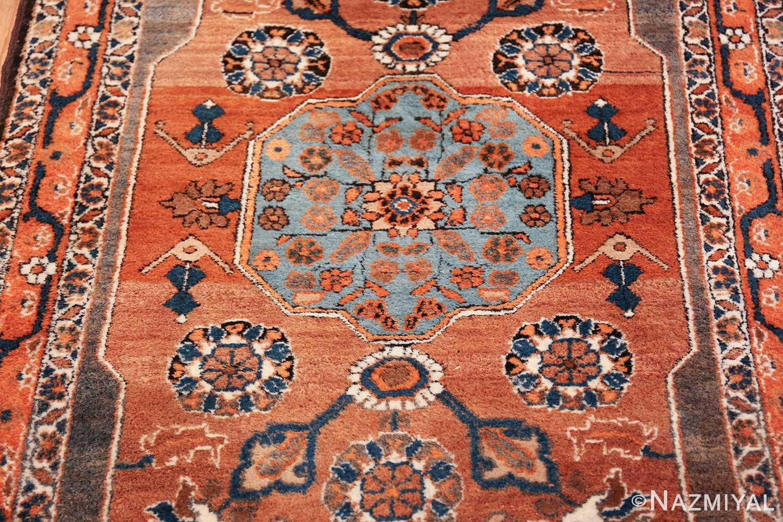 long and narrow antique persian tabriz runner rug 49687 center Nazmiyal