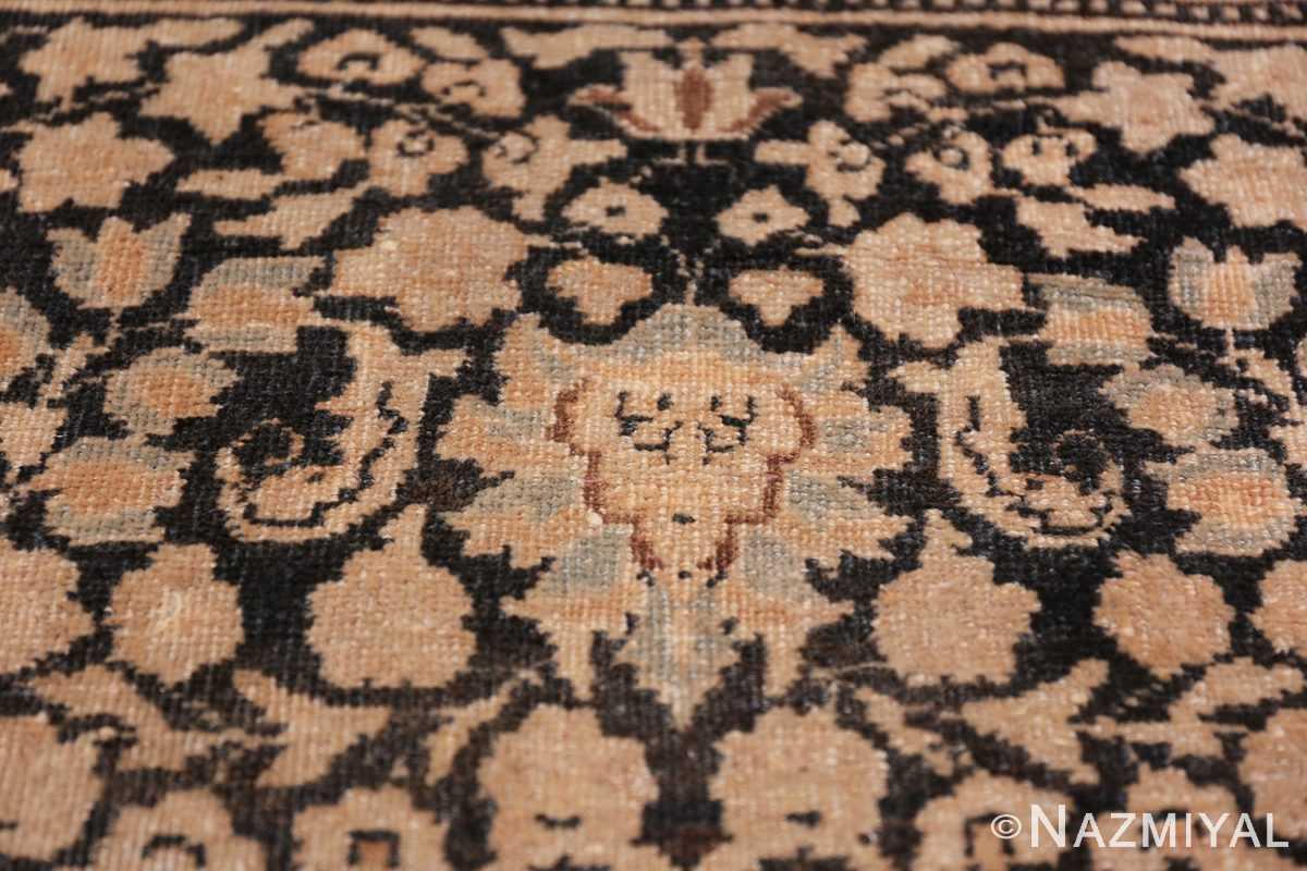 oversize neutral earth tone color persian khorassan rug 49427 blue Nazmiyal