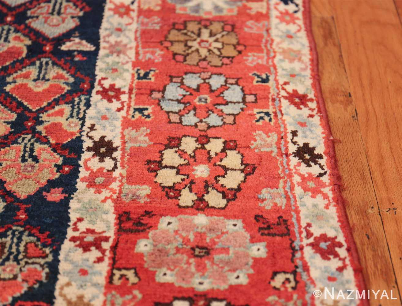 tribal antique northwest persian runner rug 49423 lines Nazmiyal
