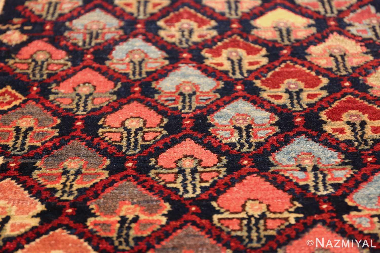 tribal antique northwest persian runner rug 49423 rows Nazmiyal