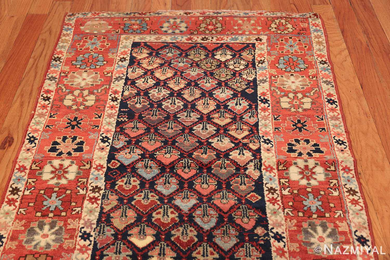 tribal antique northwest persian runner rug 49423 top Nazmiyal