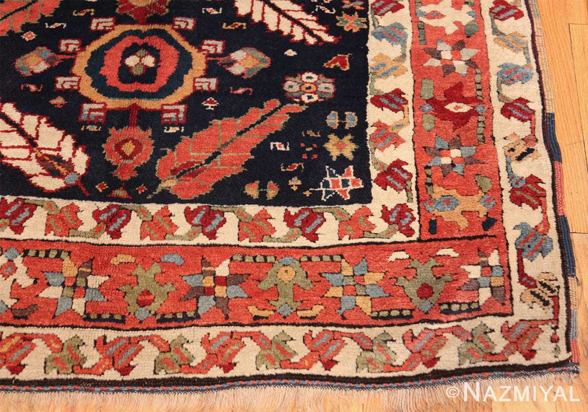 tribal antique persian northwest runner rug 49424 corner