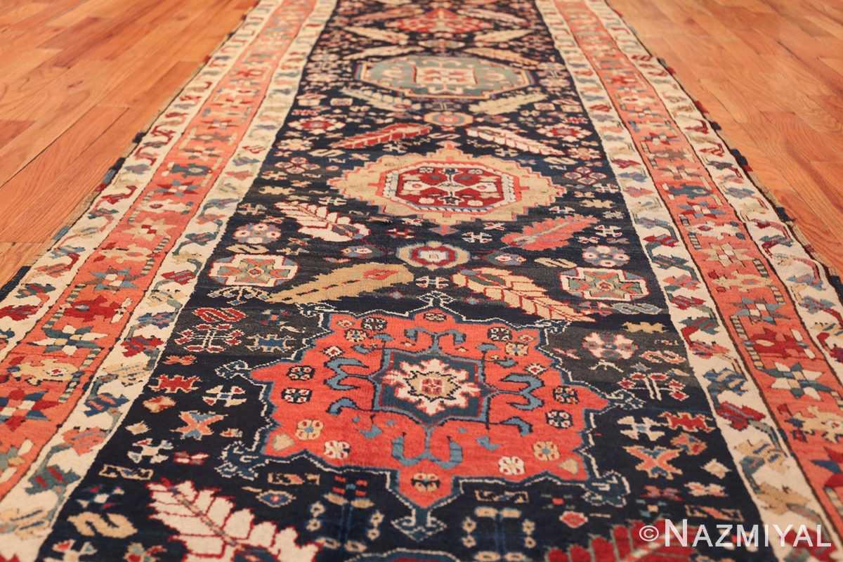 tribal antique persian northwest runner rug 49424 field Nazmiyal