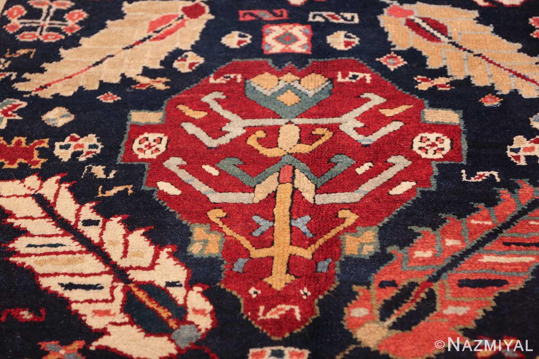 tribal antique persian northwest runner rug 49424 heart Nazmiyal