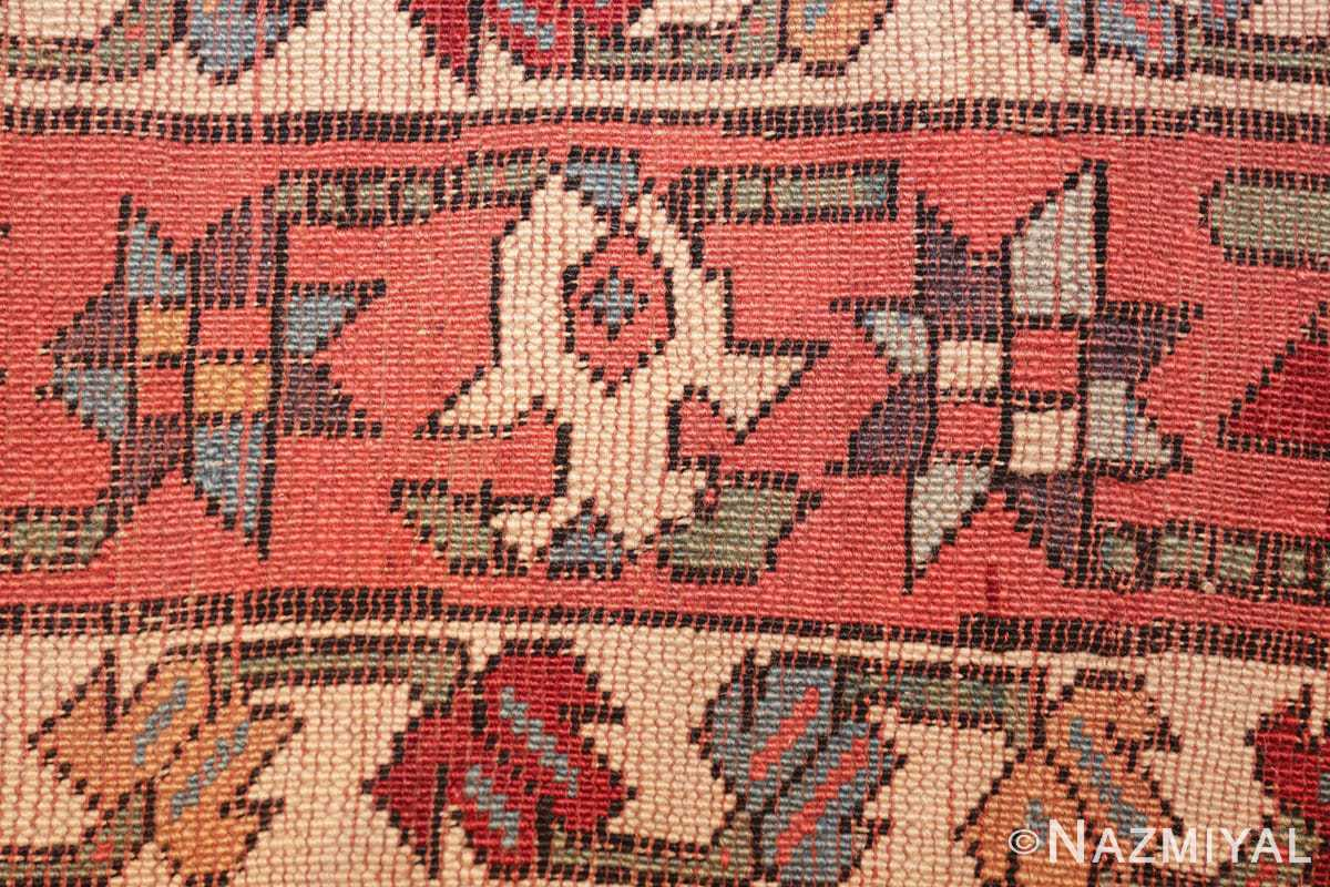 tribal antique persian northwest runner rug 49424 knots Nazmiyal