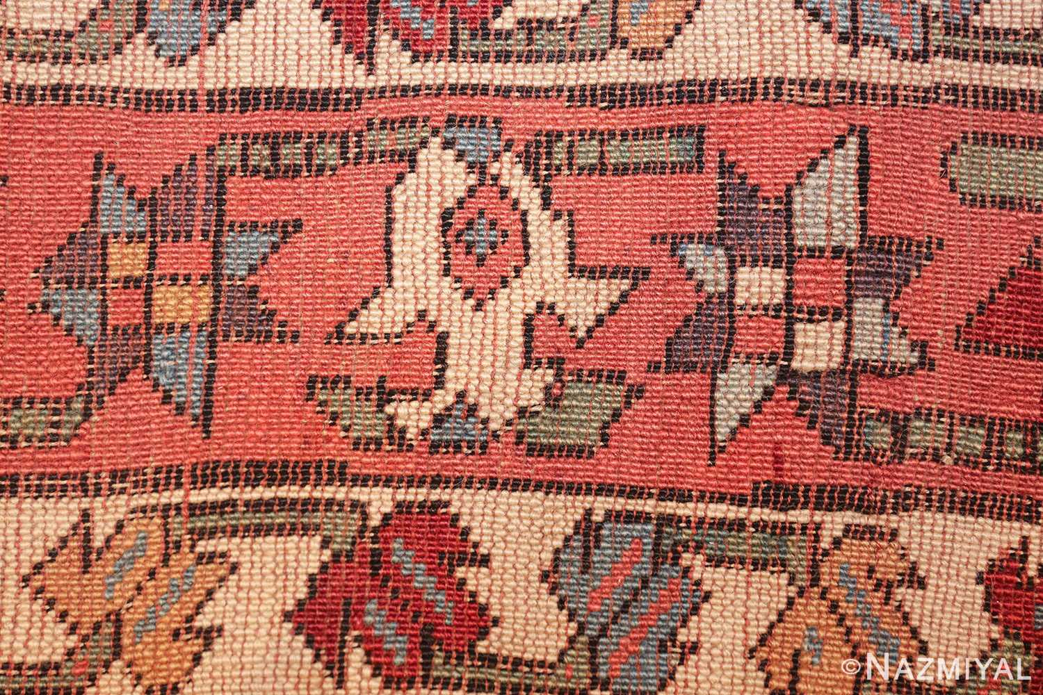 tribal antique persian northwest runner rug 49424 knots Nazmiyal