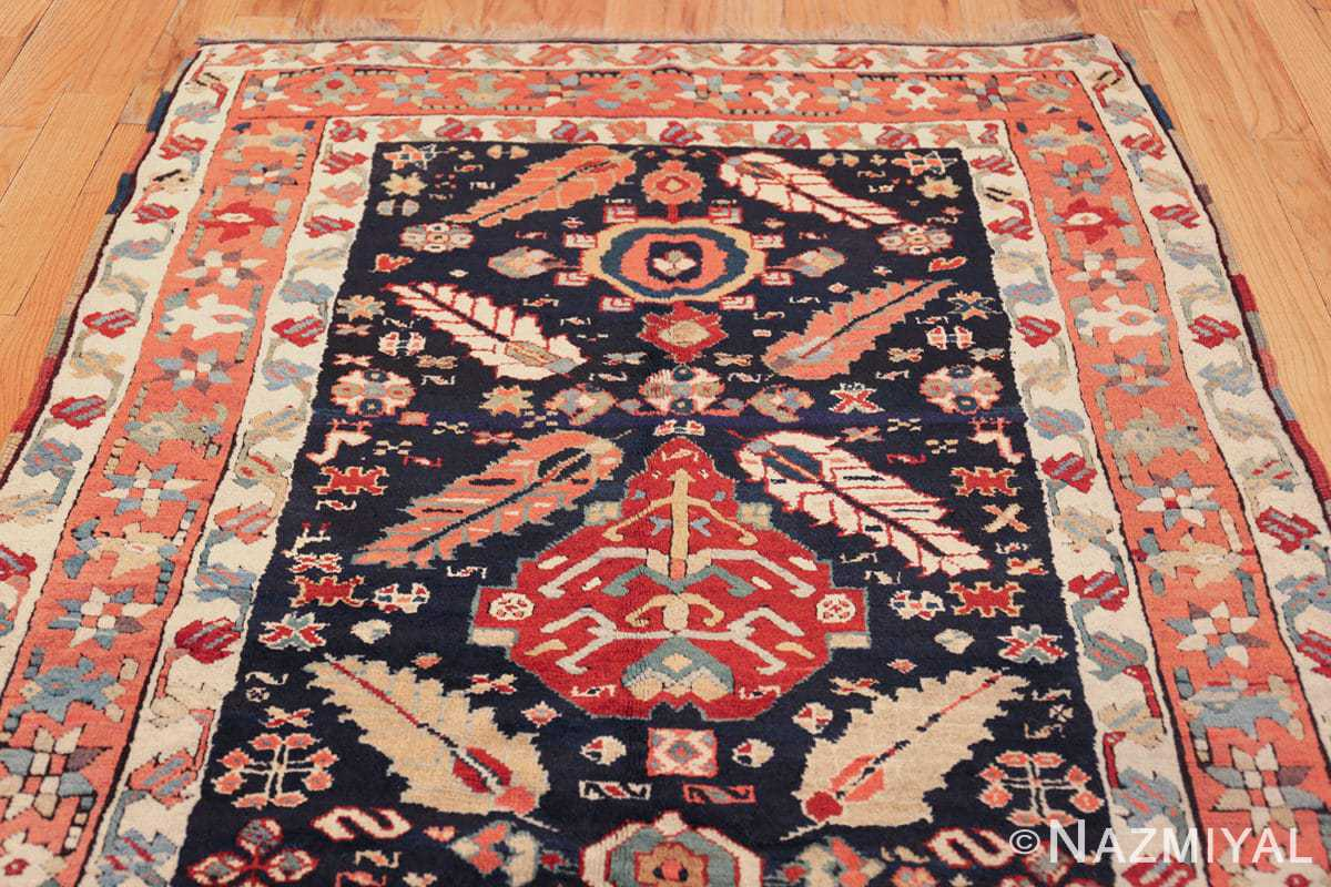 tribal antique persian northwest runner rug 49424 top Nazmiyal