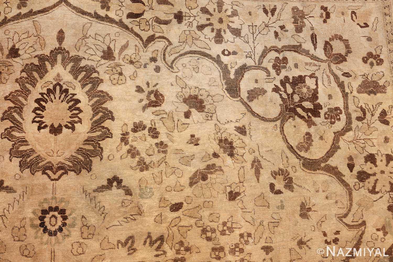 vase design antique persian tabriz rug 50445 design Nazmiyal