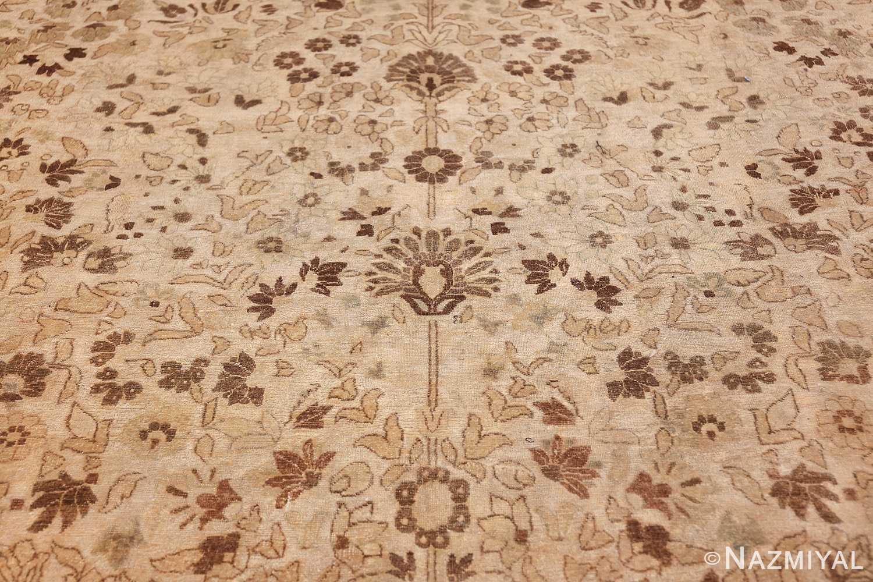 vase design antique persian tabriz rug 50445 tree Nazmiyal