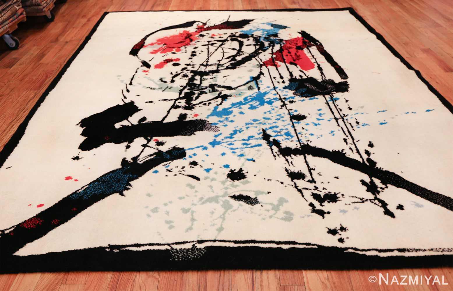 vintage scandinavian ege art line robert jacobsen rug 49670 whole Nazmiyal